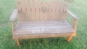 OUTDOOR BARNWOOD FURNITURE for Sale in San Antonio, TX