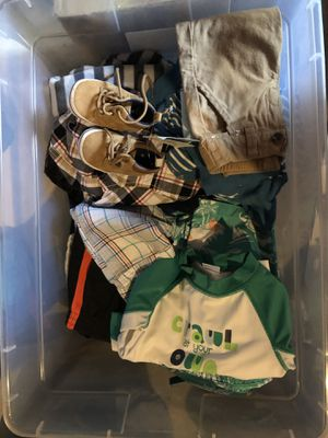 Assorted 6-12 month baby boy clothes for Sale in San Diego, CA