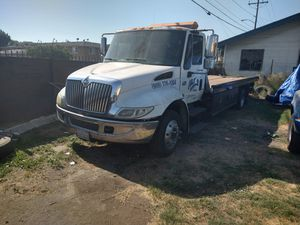 2002 flatbed excellent running condition new tires ready to go $10,000 for Sale in Downey, CA