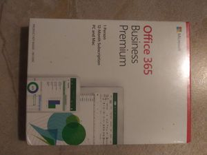 Microsoft office 365 for Sale in Houston, TX