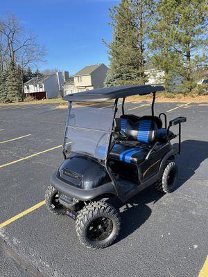 EFI GAS Golf Cart Precedent Lifted for Sale in Waterford Township, MI