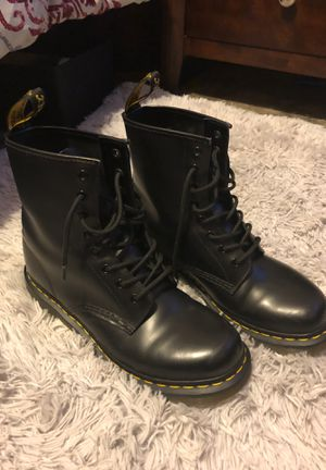 Dr. Martens combat boots for Sale in Carson, CA