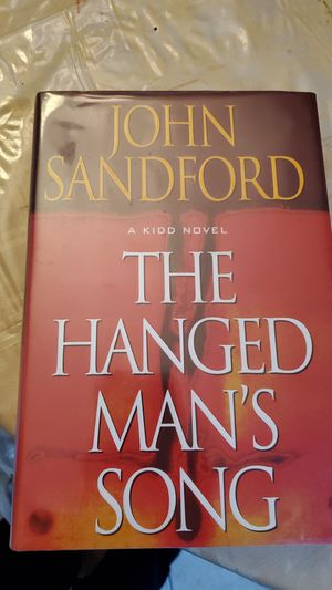 John Sandford - The Hangman's Song for Sale in Phoenix, AZ