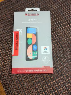 Google Pixel 4a 5g Invisible Shield for Sale in Beaverton,  OR
