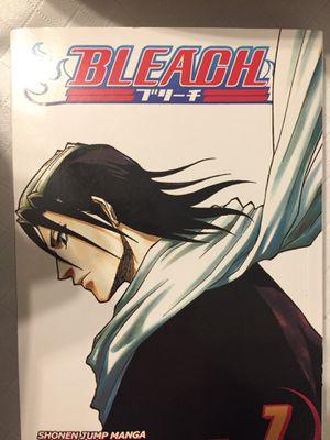 Bleach Anime Manga for Sale in Evergreen Park, IL