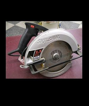 CIRCULAR SAW SKIL CLASSIC 5150 SKILSAW 7-1/4 INCH for Sale in Columbus, OH