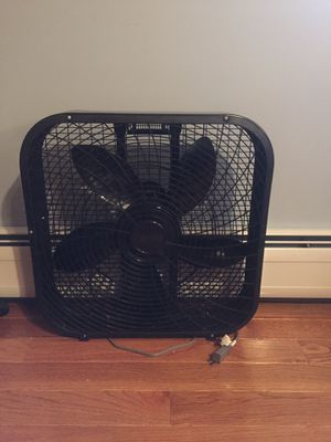 Fan for Sale in Presque Isle, ME