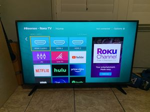 50 inch Hisense TV for Sale in Los Angeles, CA