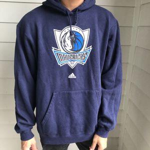 Dallas Mavericks Adidas Hoodie for Sale in Frisco, TX