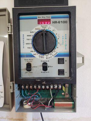Hardie Lawn Sprinkler Controller for Sale in Yorba Linda, CA