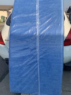 Twin Memory Foam Mattress for Sale in Dinuba,  CA