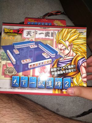 Mahjong Dragon Ball Z for Sale in San Antonio, TX