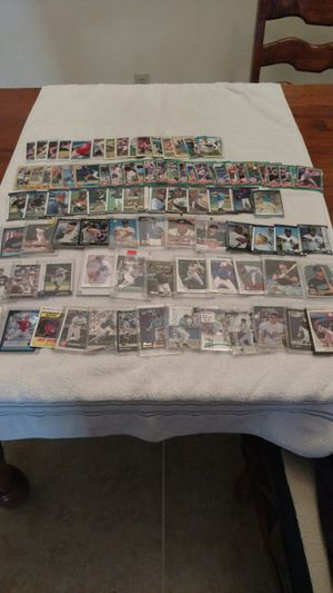 Large Lot of baseball cards quicksell for Sale in Chandler, AZ