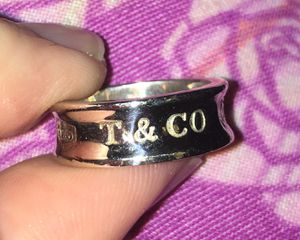 Tiffany Ring, Silver for Sale in Turlock, CA
