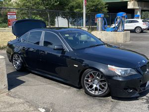 2007 BMW 550i M package Low miles !!!! for Sale in Lewiston, ME