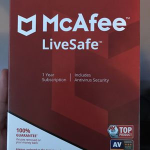 Mcafee Livesafe for Sale in Compton, CA
