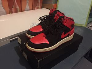 "Jordan Retro 1 ""Bred"" for Sale in Lake Worth, FL"