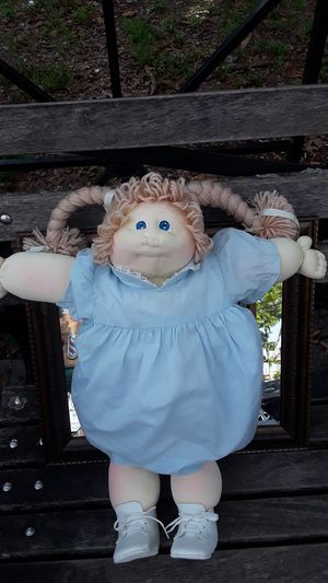 Cabbage Patch Doll !!! Original!! for Sale, used for sale  Staten Island, NY