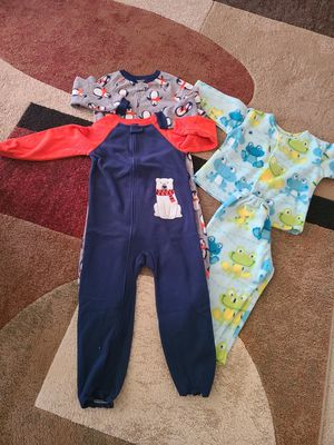 boys pajamas for Sale in Alexandria, VA