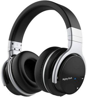 Meidong E7C Active Noise Cancelling Headphones Bluetooth Headphones Over Ear Wireless Headphones for Sale in Fontana, CA