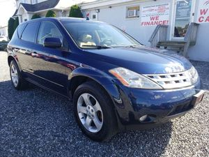 2003 Nissan Murano AWD. 40k. MILES for Sale in Lakewood Township, NJ