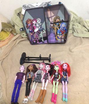Monster high dolls for Sale in Salt Lake City, UT