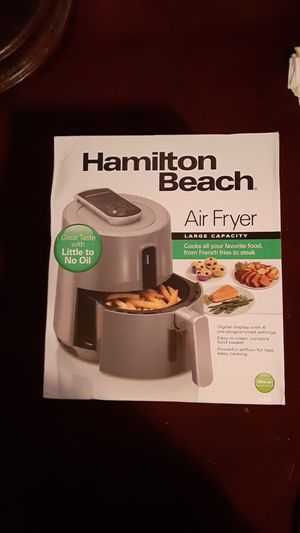 Hamilton Beach Air Fryer for Sale in Richmond, CA