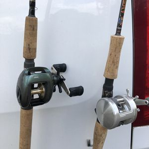 Fishing Pole And Reel for Sale in Houston, TX