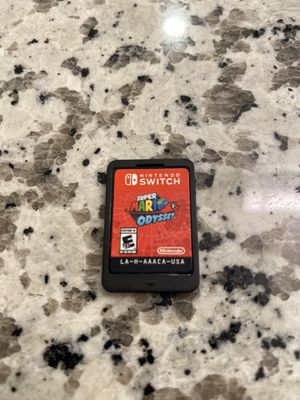 Super Mario Odyssey Nintendo Switch for Sale in Santa Ana, CA