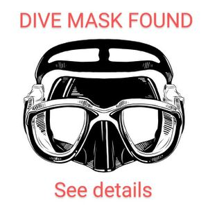 Found Dive Mask. for Sale in Poulsbo, WA