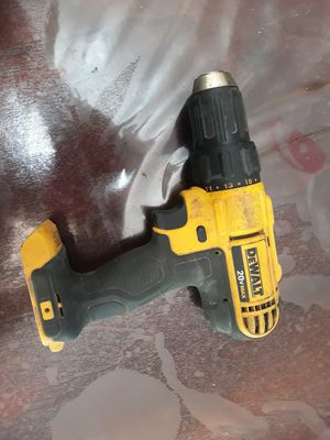 Dewalt 20v drill for Sale in San Antonio, TX