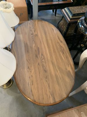 Wood coffee and end tables for Sale in Mount Lebanon, PA