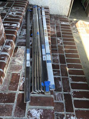 Molduras nuevas para piso de madera 7 en total for Sale in Carson, CA