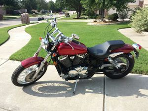 2003 Honda Shadow 750 Motorcycle for Sale in Fort Worth, TX