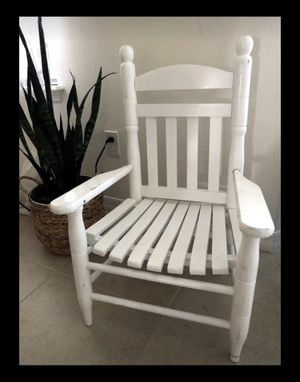 Kids wood chair for Sale in Clermont, FL