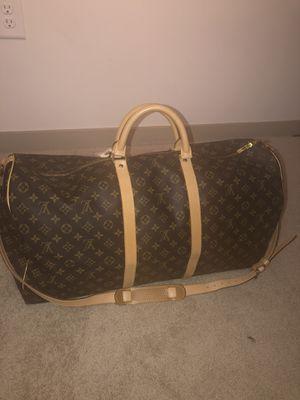Louis Vuitton Monogram Keepall Bandouliere 60 for Sale in Tucker, GA