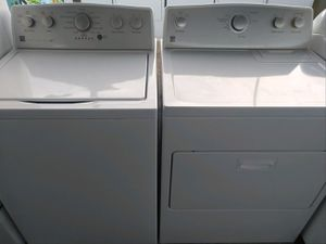 """""""KENMORE ELITE"""" MATCHING SET WASHER AND ELECTRIC DRYER KING SIZE CAPACITY PLUS for Sale in Phoenix, AZ"""