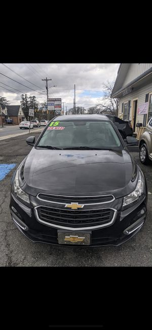 2015 Chevy Cruze (only 26k miles ) for Sale in Charlotte, NC