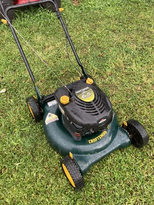 Lawn mower craftsman for Sale in Homestead, FL