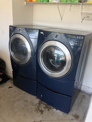 Washer and dryer set for Sale in Port St. Lucie, FL