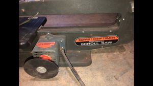 SEARS CRAFTSMAN SCROLL SAW for Sale in Bowdon, GA