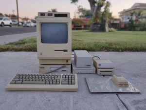Vintage Apple Macintosh Plus Computer for Sale in Anaheim, CA