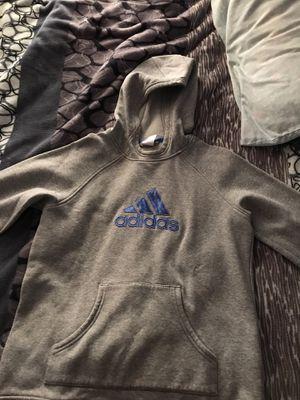 Adidas grey hoodie for Sale in Austin, TX