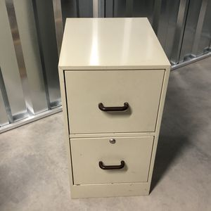 Metal Filing Cabinet for Sale in Vernon, CT