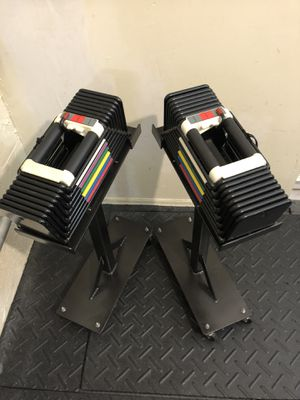 PowerBlock Dumbbells 180lbs for Sale in Boca Raton, FL