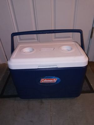 COLEMAN COOLER for Sale in Everett, WA