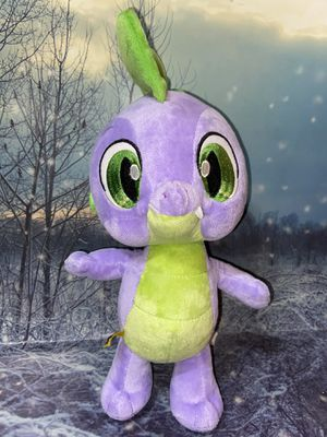 "Build a Bear My Little Pony Spike The Dragon 14"" plush for Sale in Bellflower, CA"