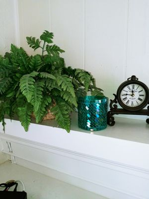 Decor all for $20.00. Clock vase plant for Sale in Stratford, NJ