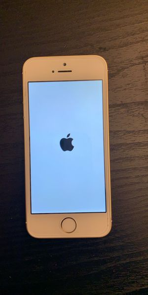 iPhone SE ICloud locked use for parts for Sale in Germantown, MD