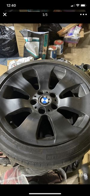 BMW RIMS for Sale in Woodbury, CT